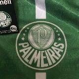 Camisa Palmeiras Listrada - Parmalat - Campeão 1993 - Retrô. 2dcbf9fdf8579
